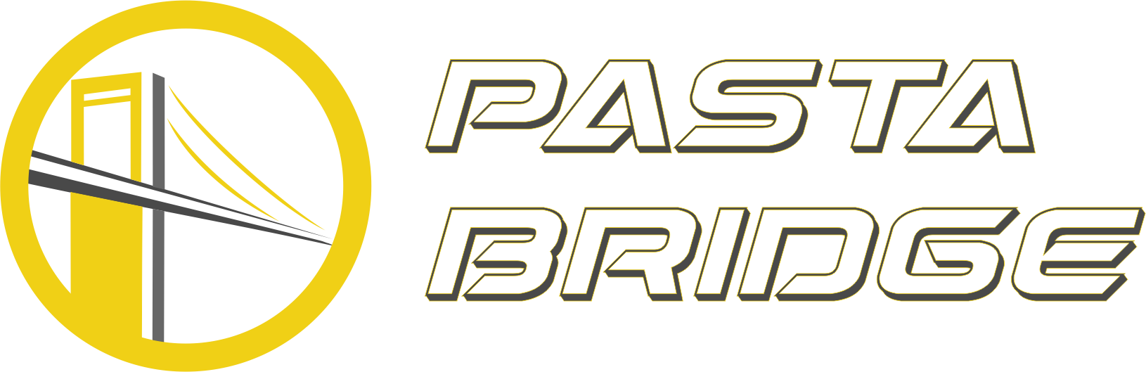 Pasta Bridge - sigla cu PB