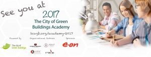 The City of Green Buildings Academy 2017